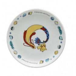 Round plate Pikachu Pokémon Center Kanazawa