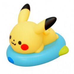 Water Gun Pikachu monpoké Boat japan plush