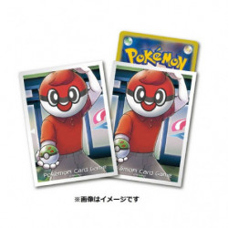 Card Sleeves Ball Guy japan plush