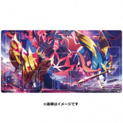 Play Mat Zamazenta Eternatus Zacian japan plush