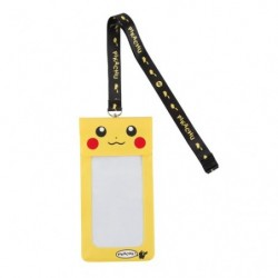 Pocket Pass Necklace Pikachu japan plush