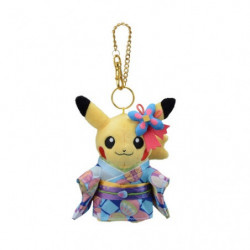 Plush keychain Pikachu Pokémon Center Kanazawa japan plush