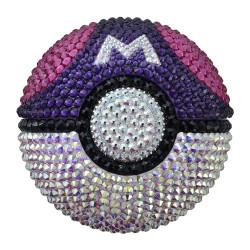 Master Ball Swarovski Pokémon japan plush