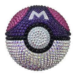 Master Ball Swarovski Pokémon japan plush
