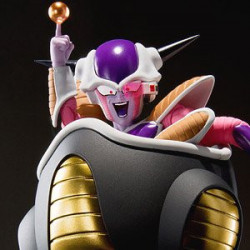 Figure Frieza 1st form with Pod S.H.Figuarts