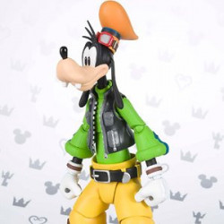Figurine Dingo KINGDOM HEARTS II S.H.Figuarts japan plush