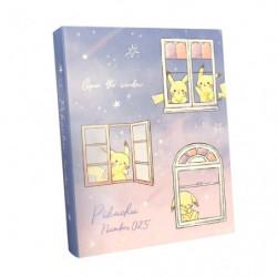 Tag Book Pikachu number025 Window