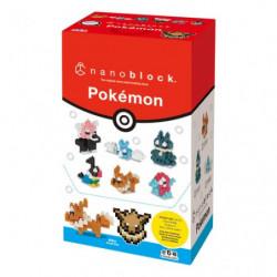 Nanoblock Pokémon Normal Type Box