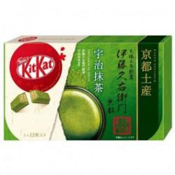 Kit Kat Mini Ito Kyuemon Uji Matcha