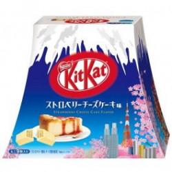 Kit Kat Mini Fuji Strawberry Cheese Cake