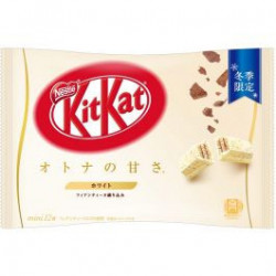 Kit Kat Mini White