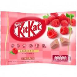 Kit Kat Mini Raspberries