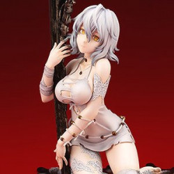 Figure Io snuggling up to the sword Ver ARTFX J