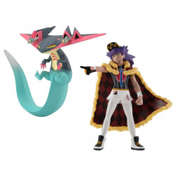Figure Tarak Lanssorien Scale World Galar