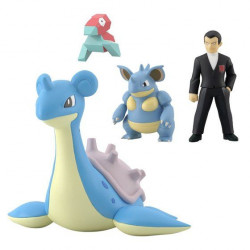 Figurine Sylphe SARL Scale World Kanto