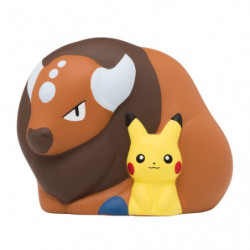 Ceramic Decoration Pikachu and Tauros