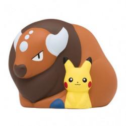 Décoration Céramique Pikachu and Tauros