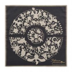 Handkerchief Black Pokémon precious one japan plush