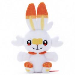 Plush Scorbunny Pokémon Puppet