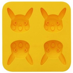 Silicon Madeleine Maker Pikachu Head japan plush