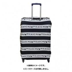 Suitcase Cover PIKAPIKACHU Black L