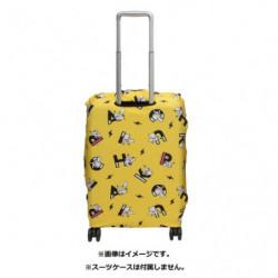 Suitcase Cover PIKAPIKACHU Yellow M