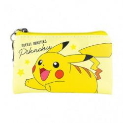 Flat mini pouch Pikachu