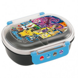 Bento box Antibacterial Pokémon dishwasher compatible 360ml SWSH21