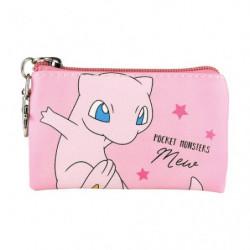 Flat mini pouch Mew