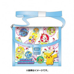 Shoulder Bag with pencil and notebook Pokémon