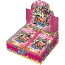 Display Great Legend Digimon TCG Japan BT-04