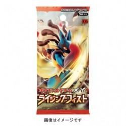 Booster Card Rising Fist japan plush