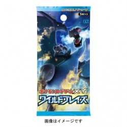 Booster Card Wild Blaze japan plush