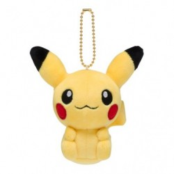 Plush Keychain Mascot Pokemon Doll Pikachu japan plush