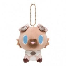 Plush Keychain Mascot Pokemon Doll Rockruff