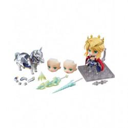 Nendoroid Lancer Altria Pendragon and Dun Stallion Fate Grand Order