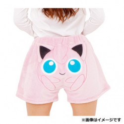 Fluffy Short Jigglypuff