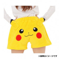 Fluffy Short Pikachu