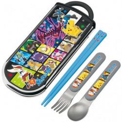 Chopsticks Fork and Spoon Set SWSH21