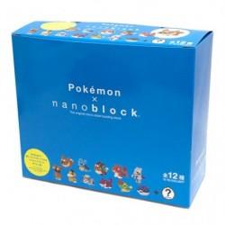 Nanoblock Mini Pocket Monster Series 02 BOX