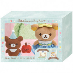 Plush Set Rilakkuma Snow White Fairy Tales