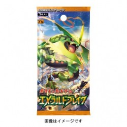 Booster Card Emerald Break japan plush