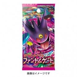 Booster Card Phantom Gate japan plush