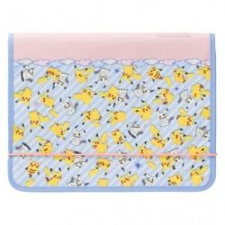 A4 Case File Pikachu & Mimikyu japan plush