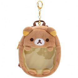 Plush Keychain Rilakkuma Backpack