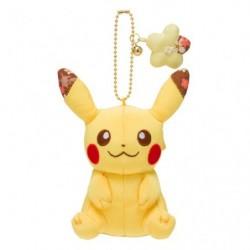 Peluche Porte Cle Mascotte Pikachu japan plush