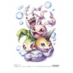 Protèges-cartes Digimon Childhood