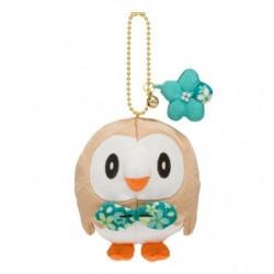 Plush Keychain Mascot Rowlet japan plush