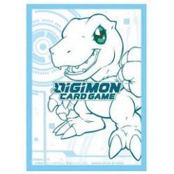 Protèges-cartes Agumon Digimon