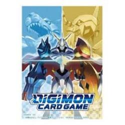 Protèges-cartes Omega Evolution Digimon